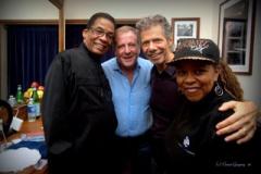 Herbie Hancock, Chick Correa & Patrice Rushen