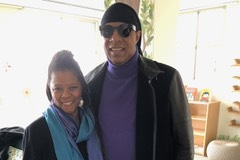 Patrice Rushen & Stevie Wonder