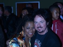 Patrice Rushen & Steve Lukather