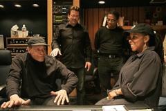 Al Jarreau, Herbie Hancock & Patrice Rushen