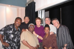 George Benson, Al Jarreau, Abraham Laboriel, Paul McCartney & Patrice Rushen