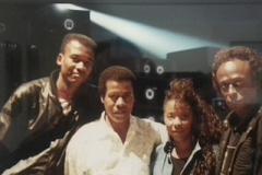 Alphonso Johnson, Wayne Shorter, Patrice Rushen & Miles Davis