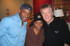 Marcus Miller, Patrice Rushen & Larry Williams