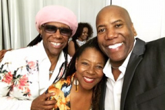 Nile Rodgers, Patrice Rushen & Nathan East